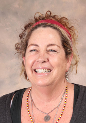 Staff Photo of Jennifer Barnes
