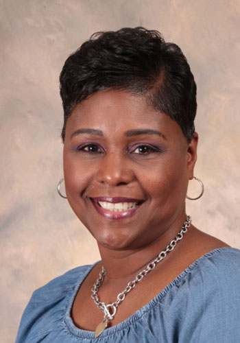 Staff Photo of Vernesha Swoope
